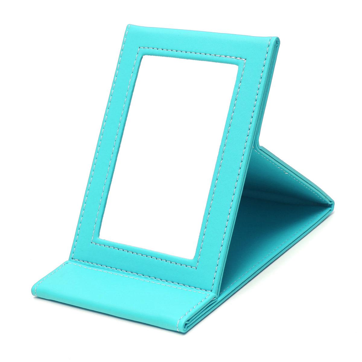 Mini Makeup Mirror Cosmetic Folding Portable Compact
