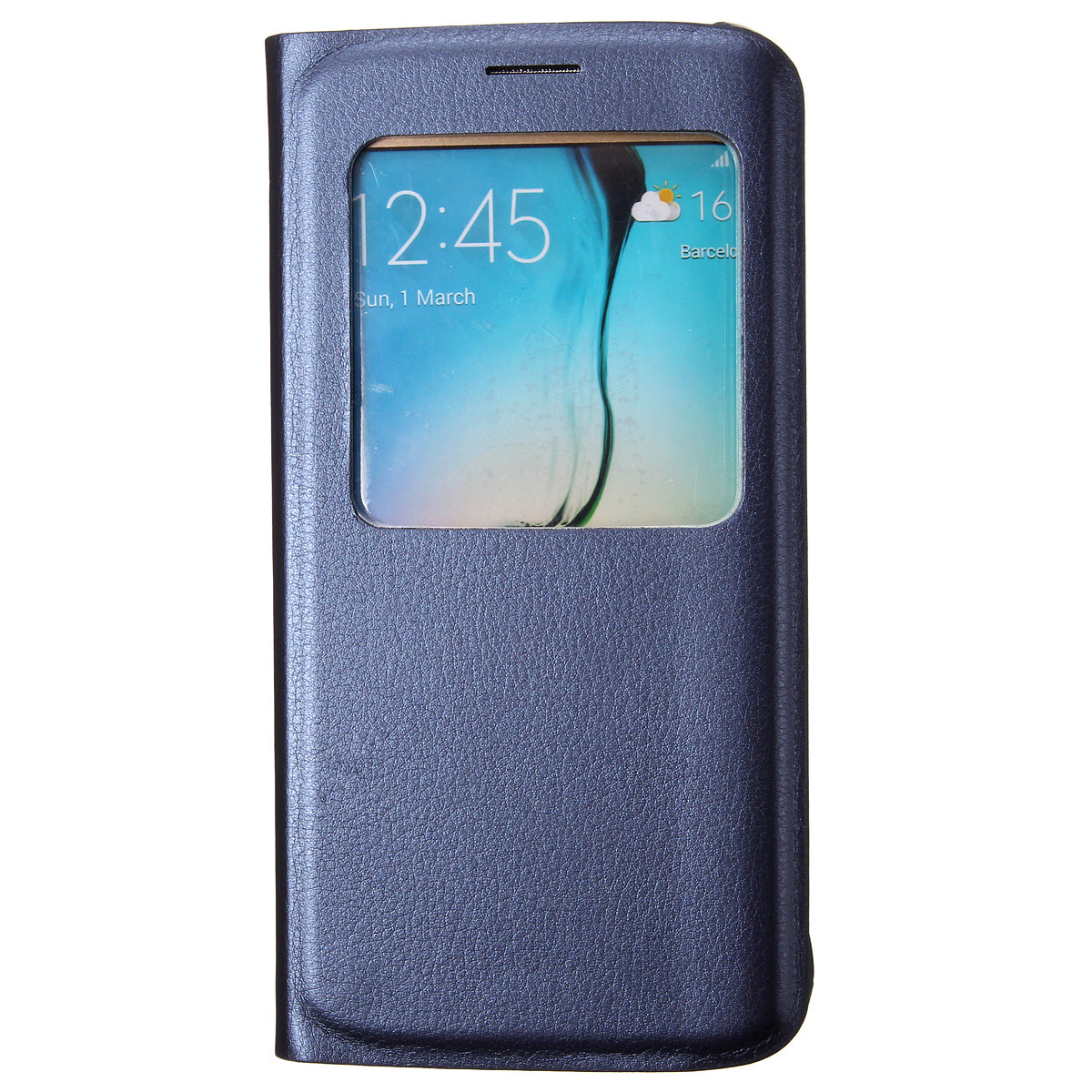 custodia flip galaxy s6