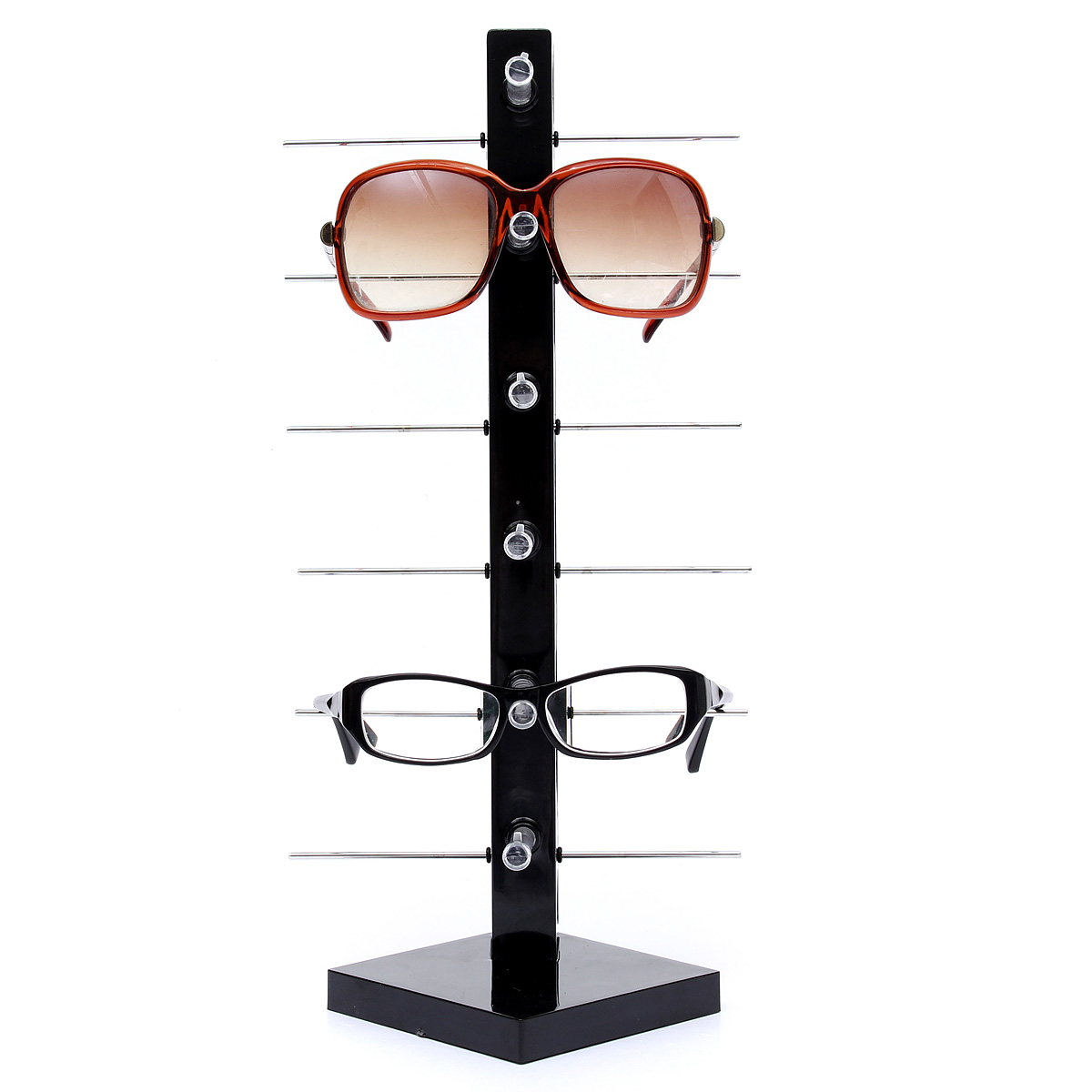 6 Pairs Eyeglasses Sunglasses Spectacles Glasses Frame ...