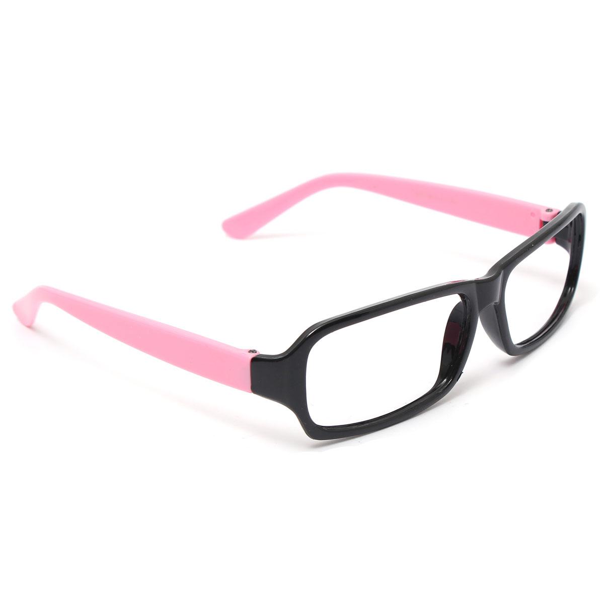 Eyeglass Frames No Lenses : Children Kids Girls Unisex Anti-fatigue Goggles Games ...