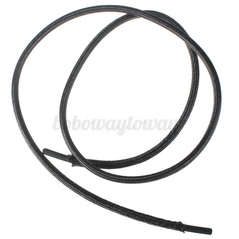1m 6mm fil lectrique tress gaine tissu c ble wire corde. Black Bedroom Furniture Sets. Home Design Ideas