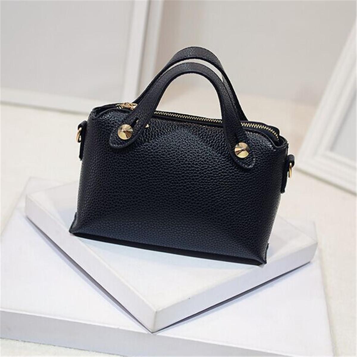 New Lady Women Fashion Handbag Leather Purse Satchel Messenger Shoulder Bag Tote