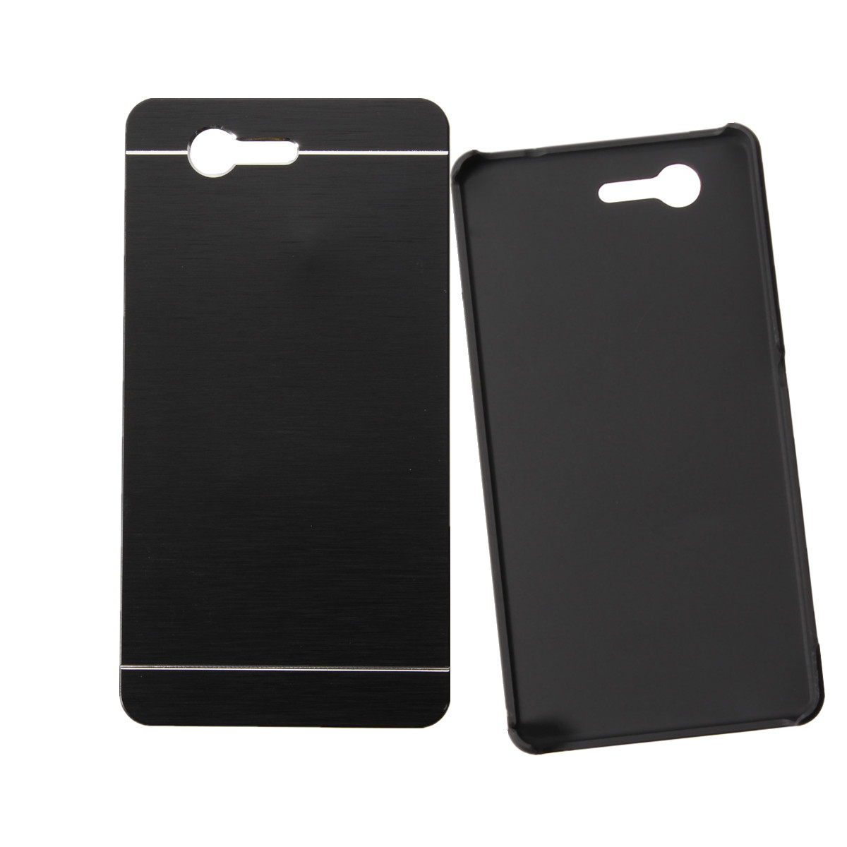 ※Brushed※ Aluminum Metal Hard Cover Case For Sony Xperia Z3 Compact/Mini D5803