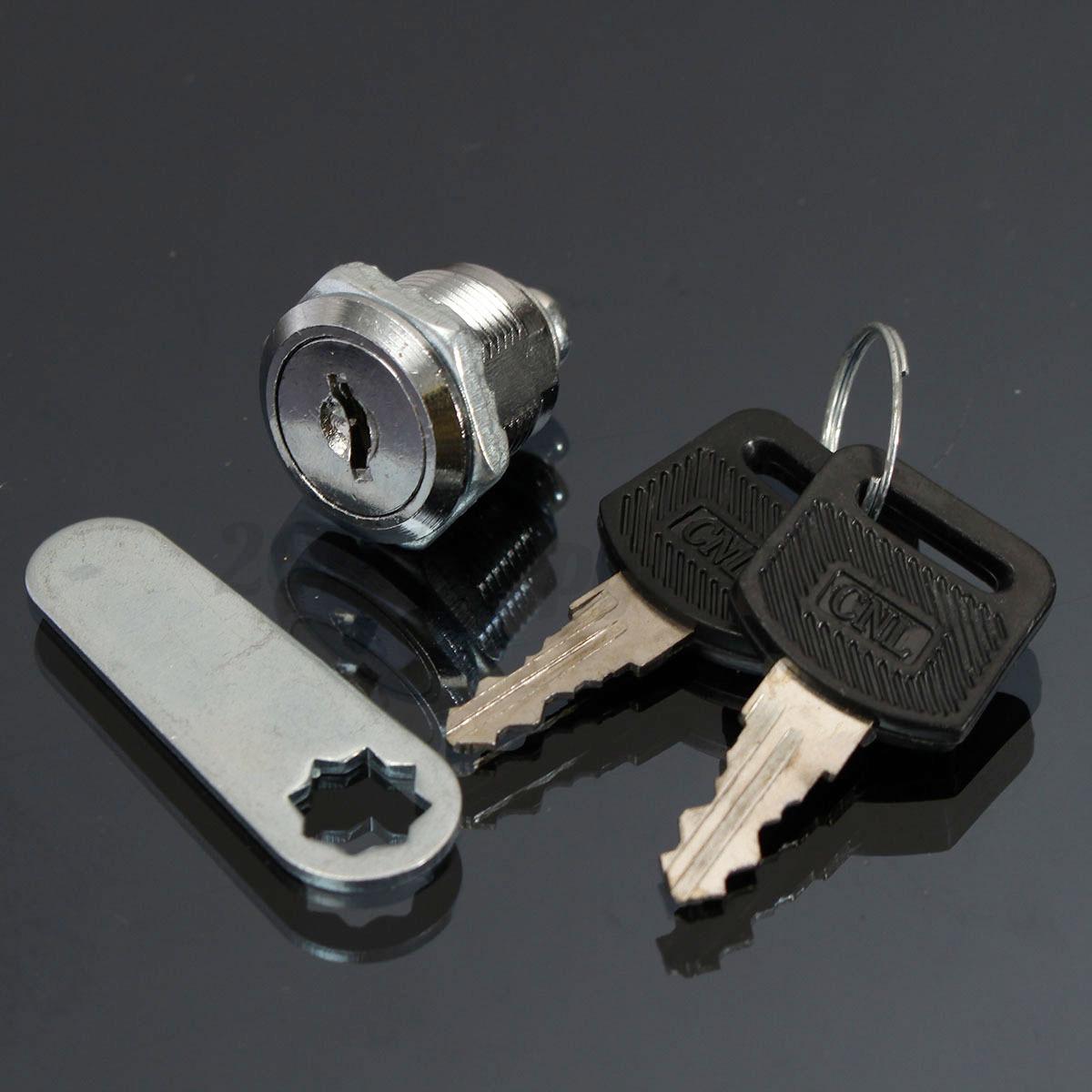 Cam lock fit door cabinet mailbox drawer cupboard locker