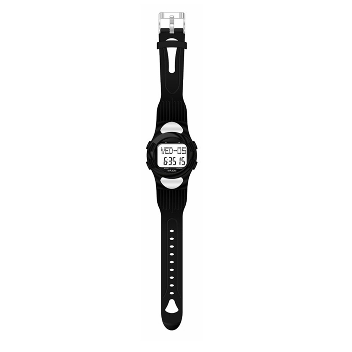 3d sport bracelet montre cardio fr quencem tre podom tre calories compteur ebay. Black Bedroom Furniture Sets. Home Design Ideas