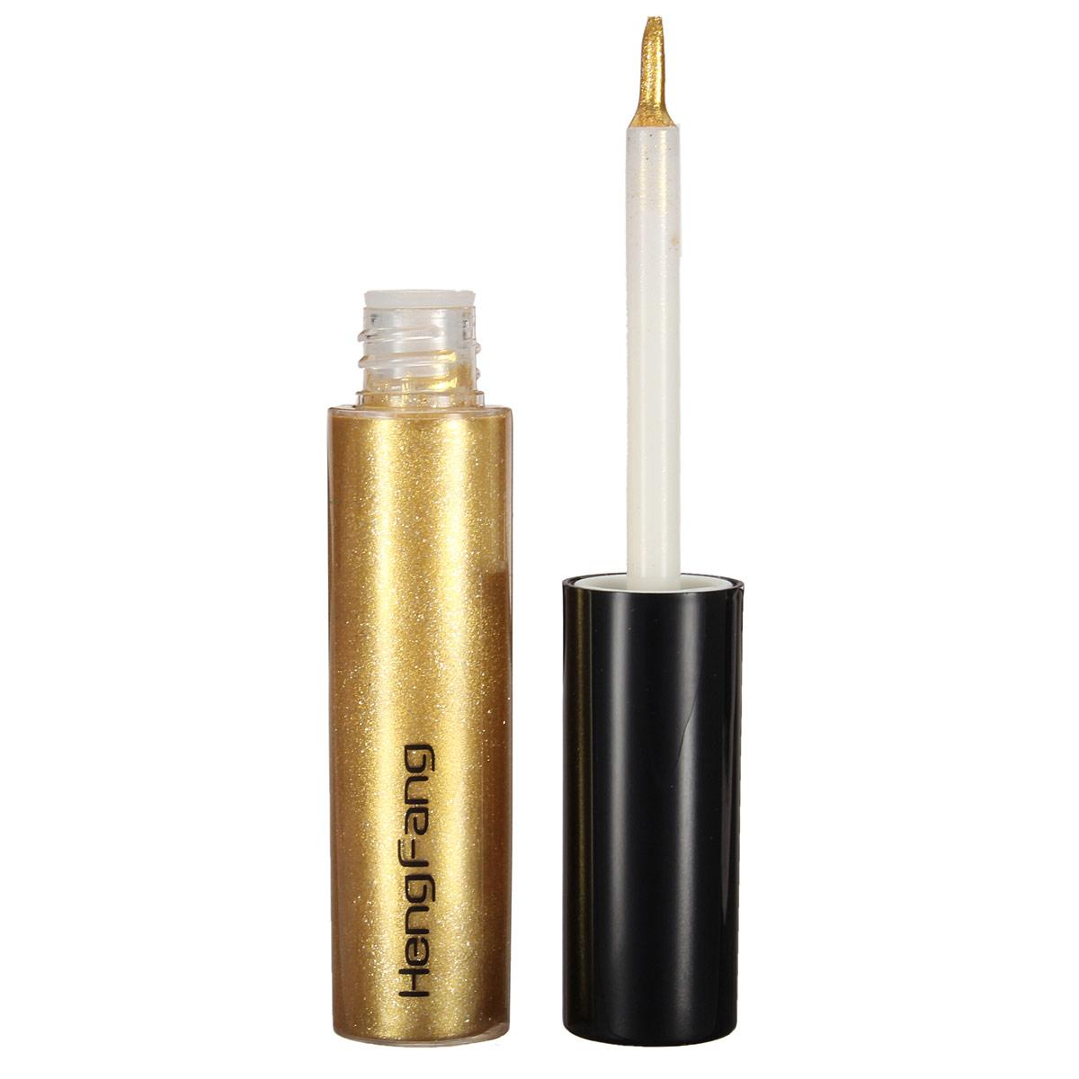 Wedding Makeup Liquid Eyeliner : Glitter Waterproof Liquid Eyeliner Starry Sexy Eye Party ...