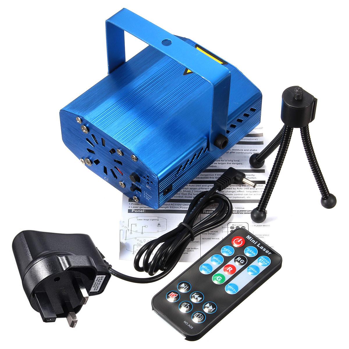 Mini laser lampe projecteur xmas lumiere eclairage for Laser projecteur