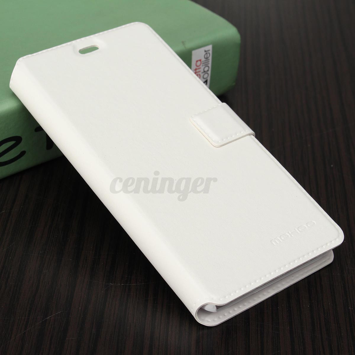 Mohoo Magnetic Flip Wallet Card Case Cover Stand For MEIZU M2 Note/ MEILAN Note