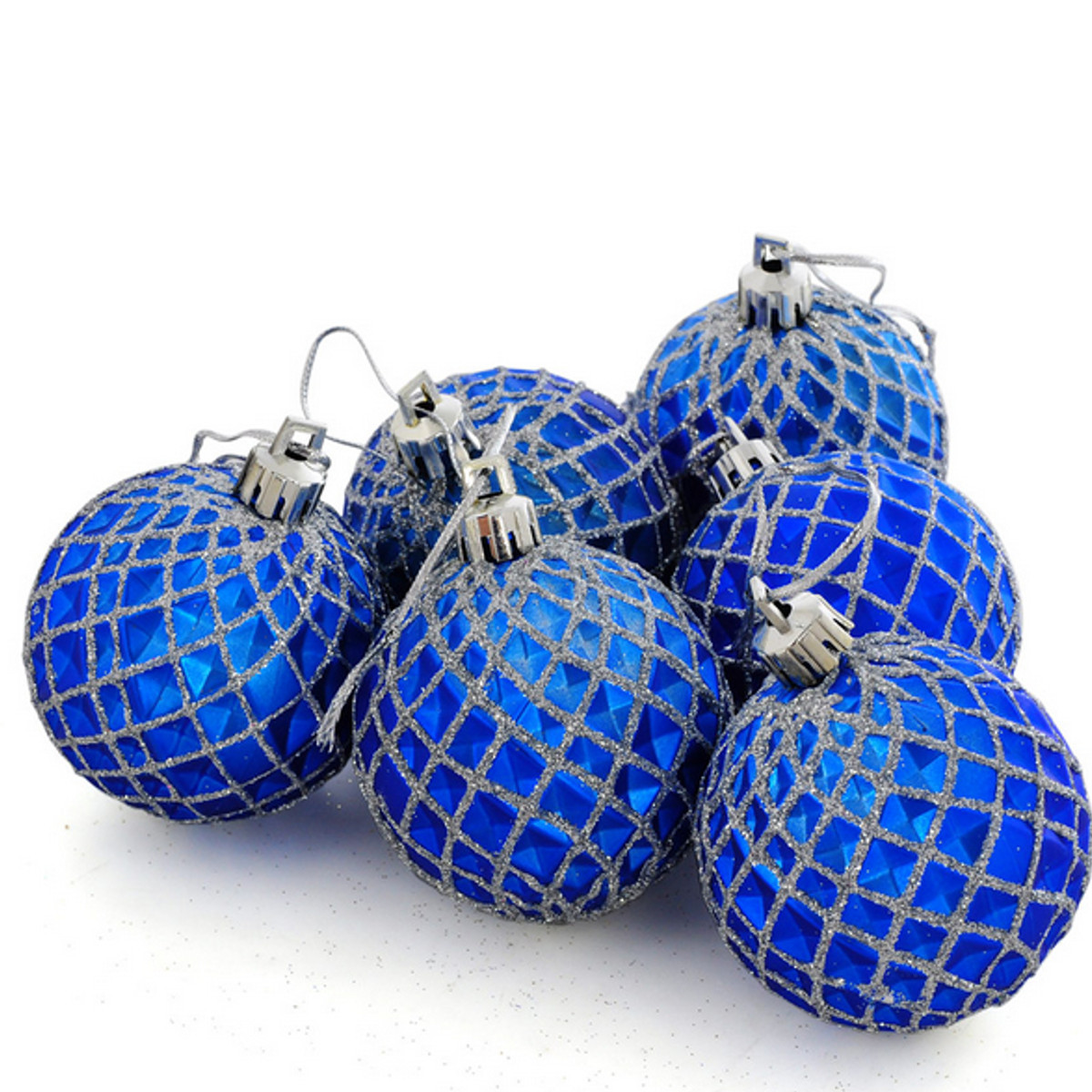 Ball baubles hanging christmas xmas tree party gift for Decor 9 iball