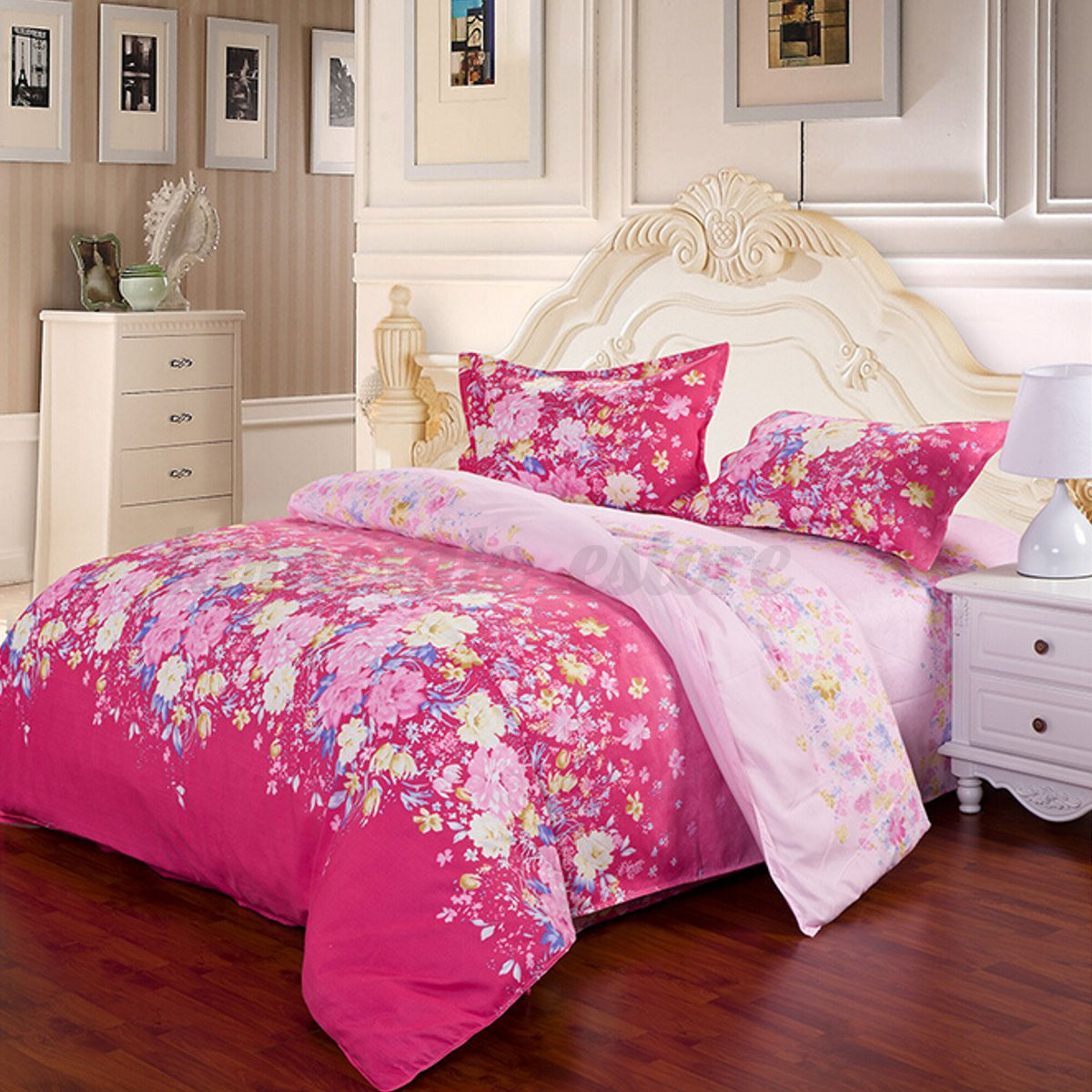 Make the most of your bedroom with our bedding sets and duvet cover sets. Choose from a range of traditional and modern styles and colours. Need help with the right size duvet cover? King size duvet covers.