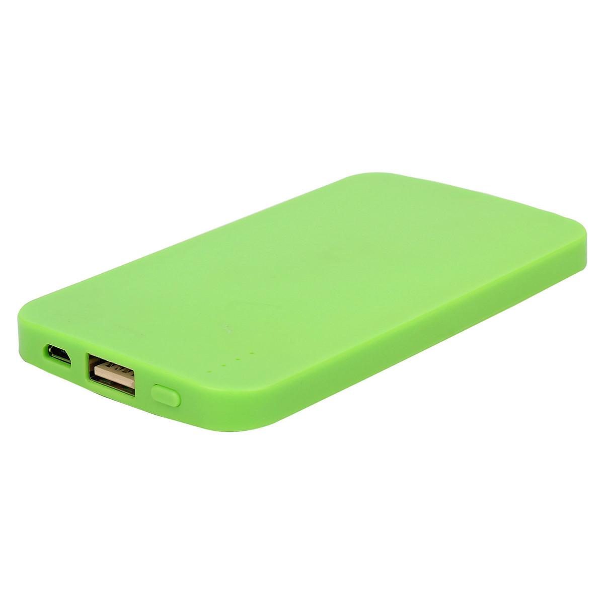 5000mAh Externe Protable Backup Batterie Chargeur Power Bank USB Câble Pr Mobile