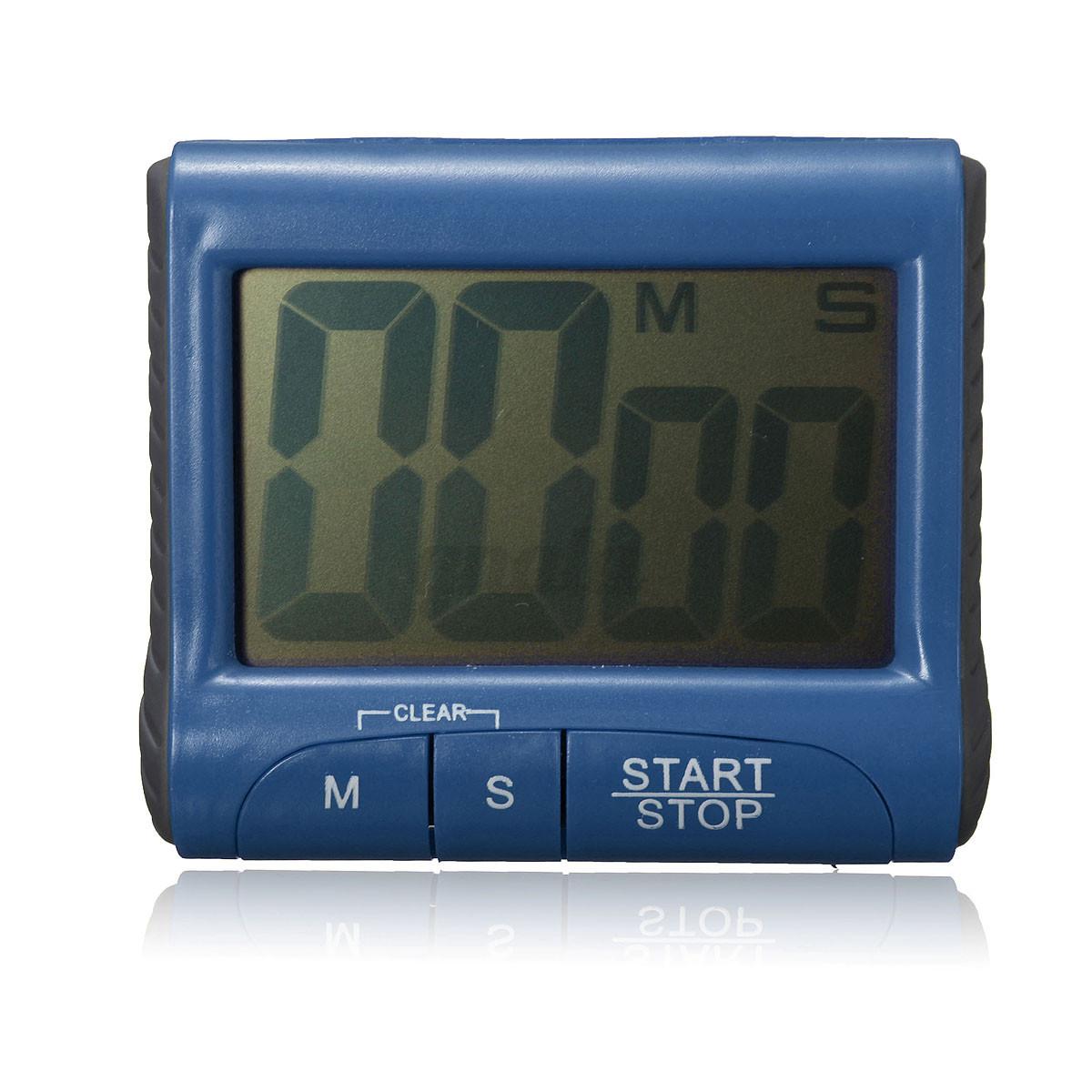 kurzzeitmesser magnetisch eieruhr k chenwecker timer digital stoppuhr k chenuhr ebay. Black Bedroom Furniture Sets. Home Design Ideas