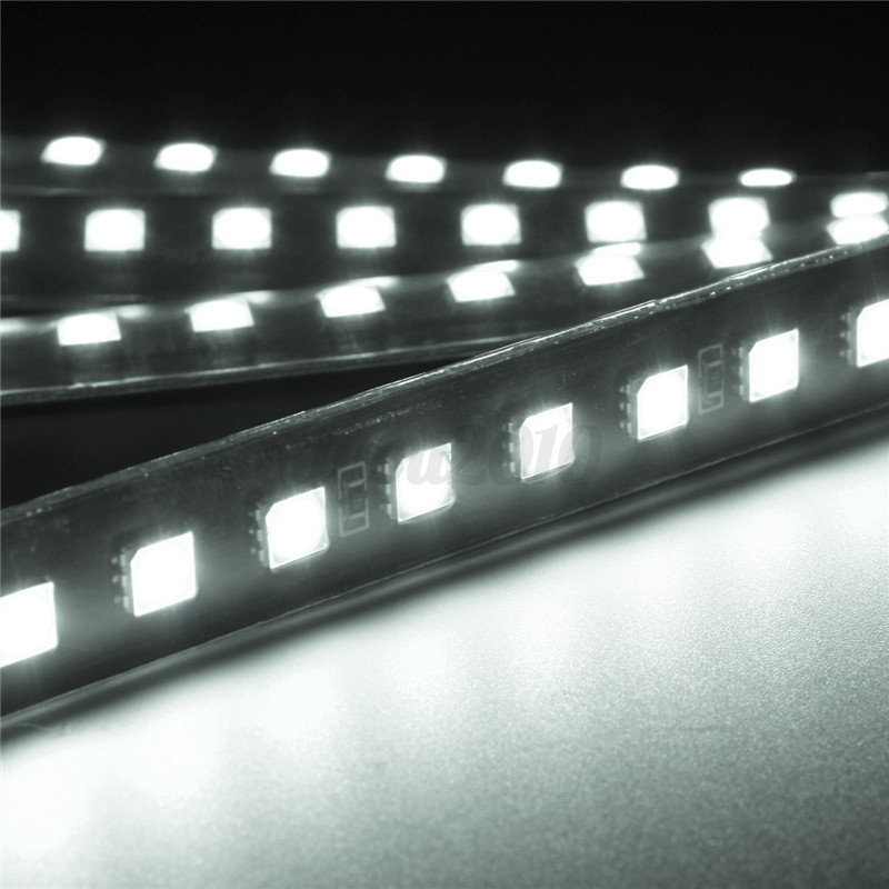 4x 12 led 5050smd unterboden beleuchtung auto strip. Black Bedroom Furniture Sets. Home Design Ideas