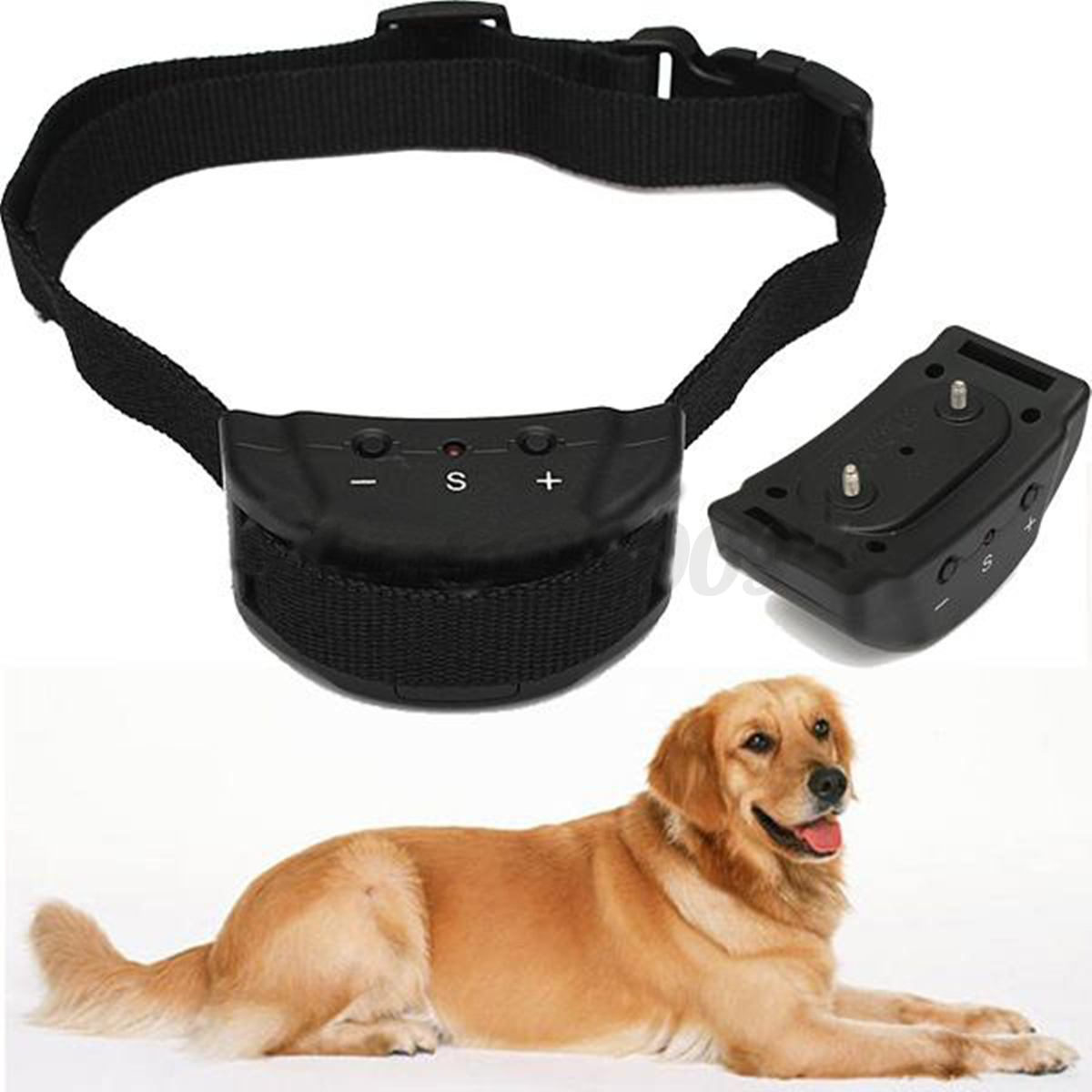 Electronic Anti Bark Control Collar Automatic For Training