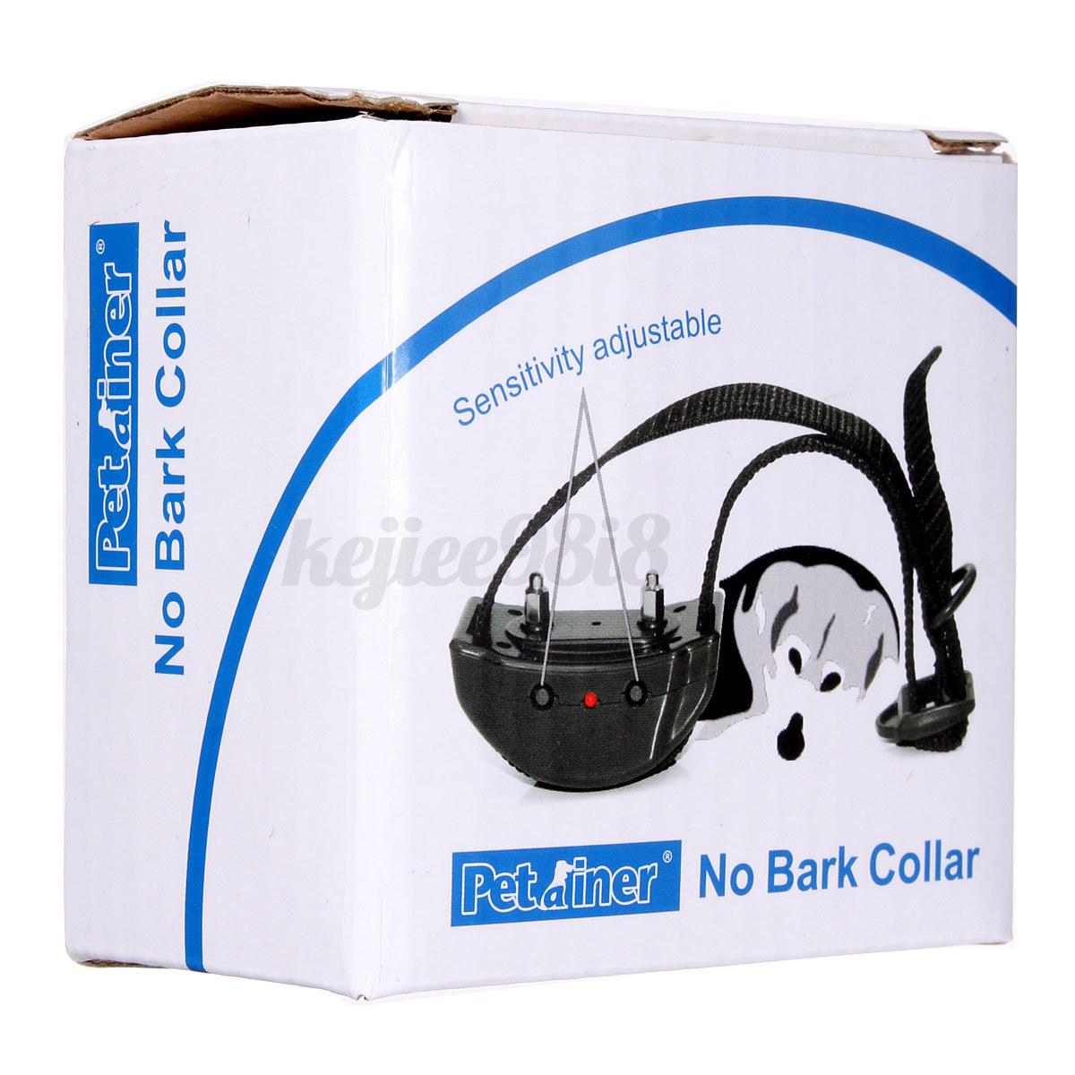 Dog Collar To Stop Barking Uk