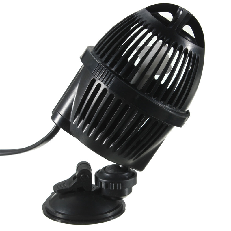 6w 3000l h submersible aquarium fish tank vibration for Fish tank wave maker