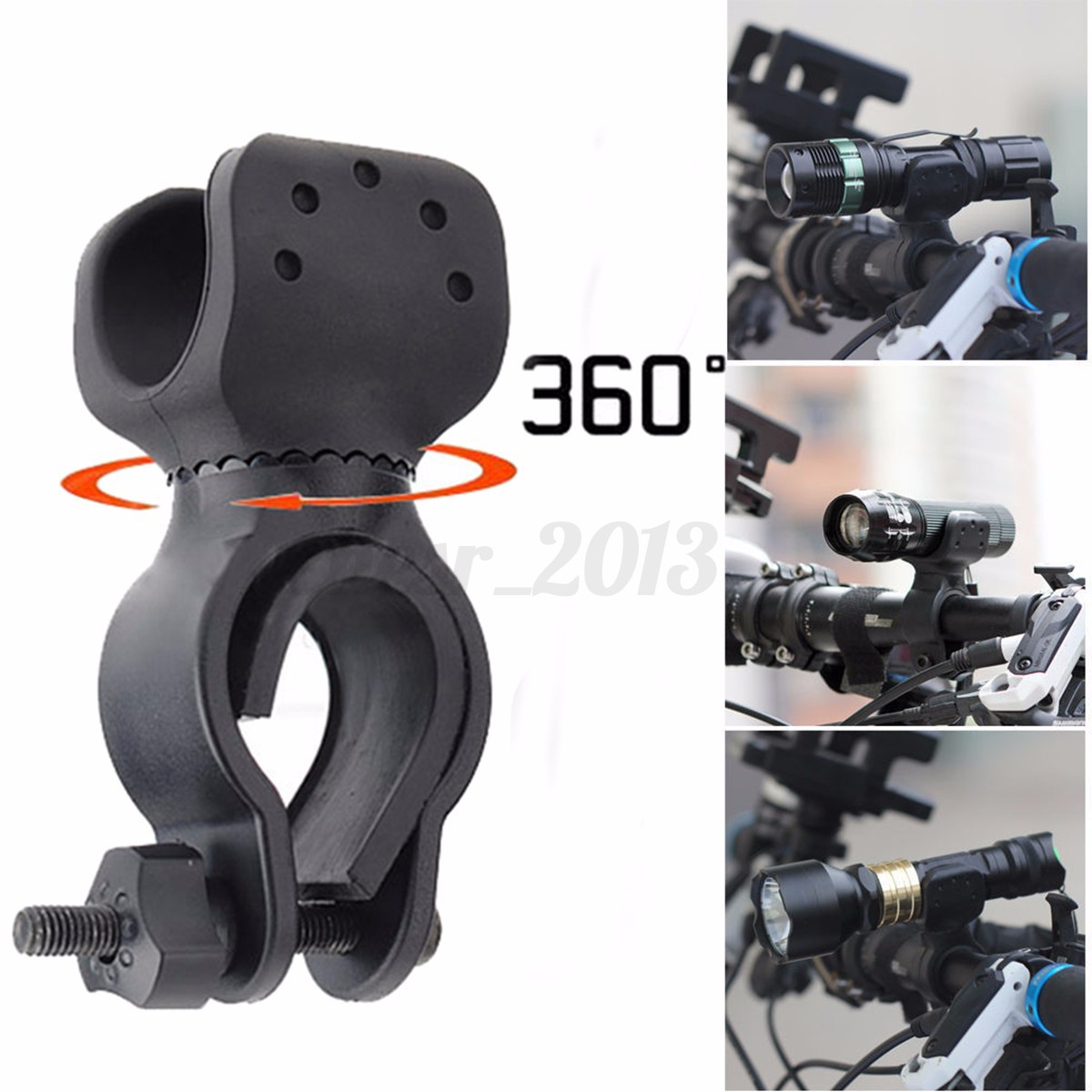 Universal Stand Spotting Scope Mount Bracket Adapter For