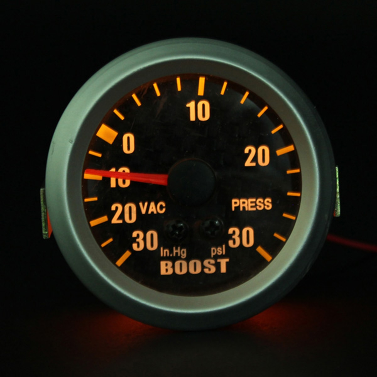 autometer boost gauge instructions