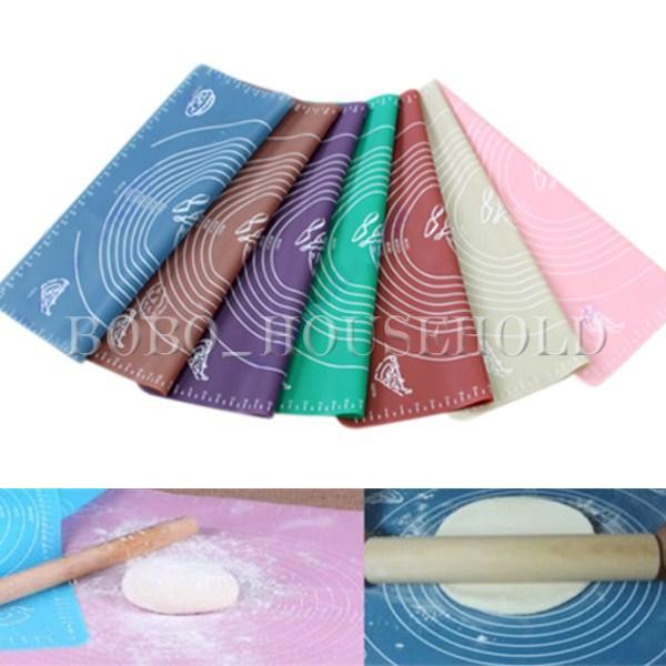 Feuille p tisserie p te cuisine tapis silicone souple r utilisable 26x29cm - Paypal paiement differe ...