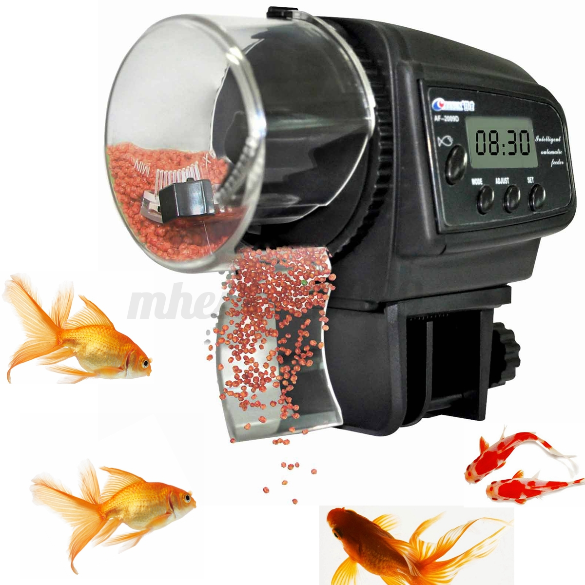 Автокормушки для аквариумов своими руками