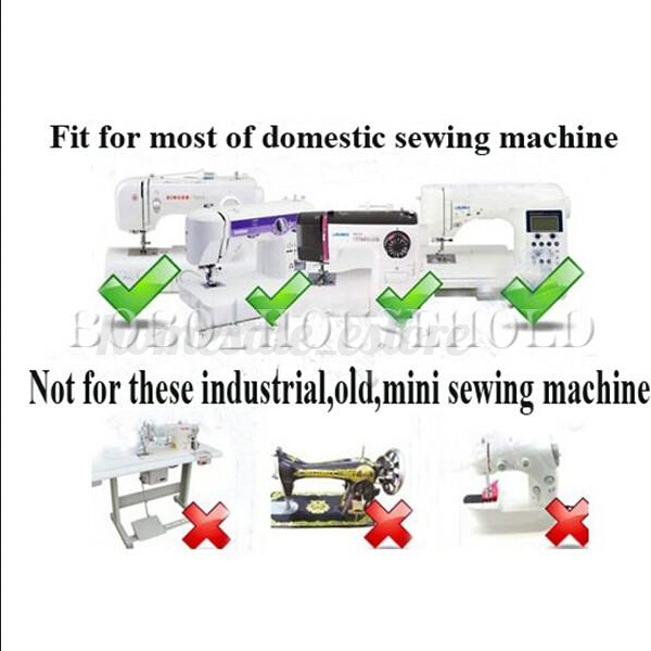 how to use brother sewing machine walking foot