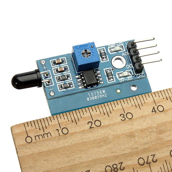 lm393电路板示意图