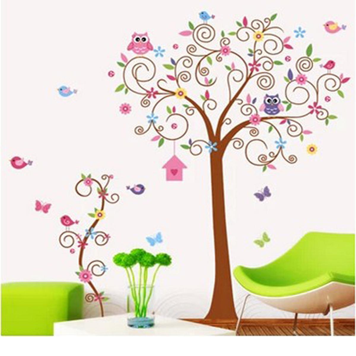 Дерево на стену для детского сада