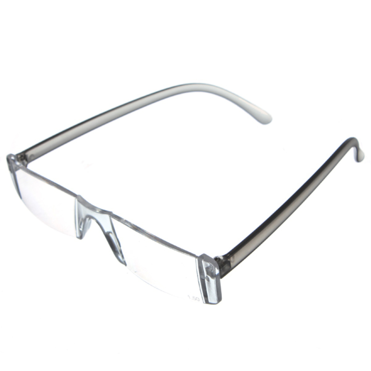 2c49eda4b6d Rimless Reading Glasses Ebay