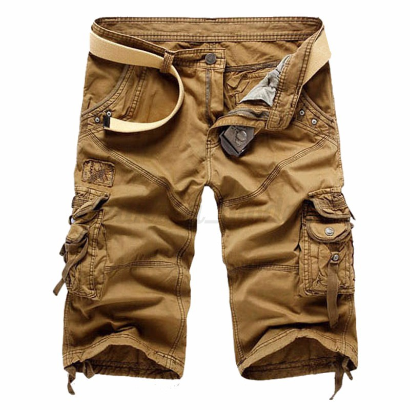 podom multipoche short bermuda homme pantalon courte vintage cargo pantacourt ebay. Black Bedroom Furniture Sets. Home Design Ideas