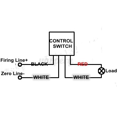 Day Night Sensor Switch Wiring All Image About on motion light switch wiring diagram