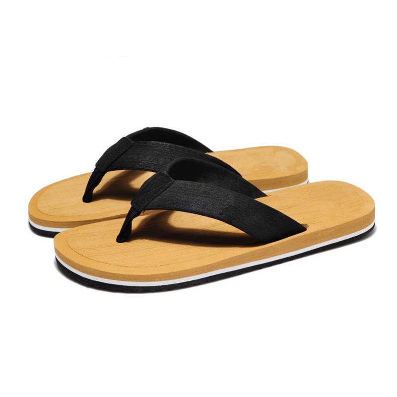 Unisex Women Men Summer Casual Flip Flops Beach Slippers ...