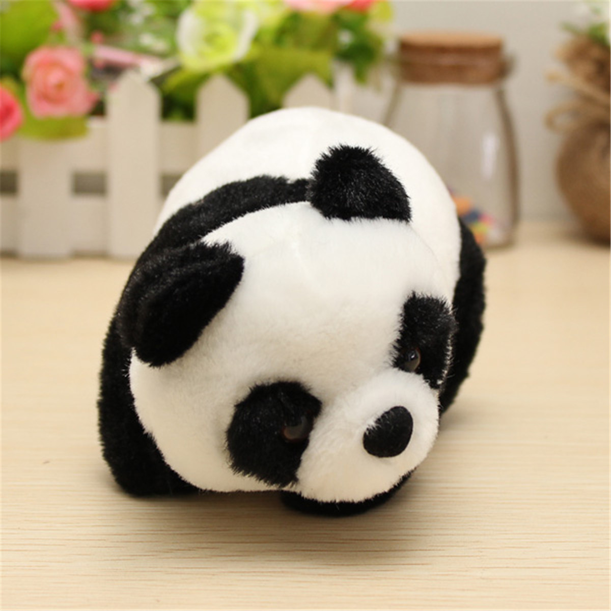 Animal Toy Pillow : Cute Soft Plush Stuffed Panda Animal Doll Toy Pillow Holiday Gift 16cm 25cm 31cm eBay