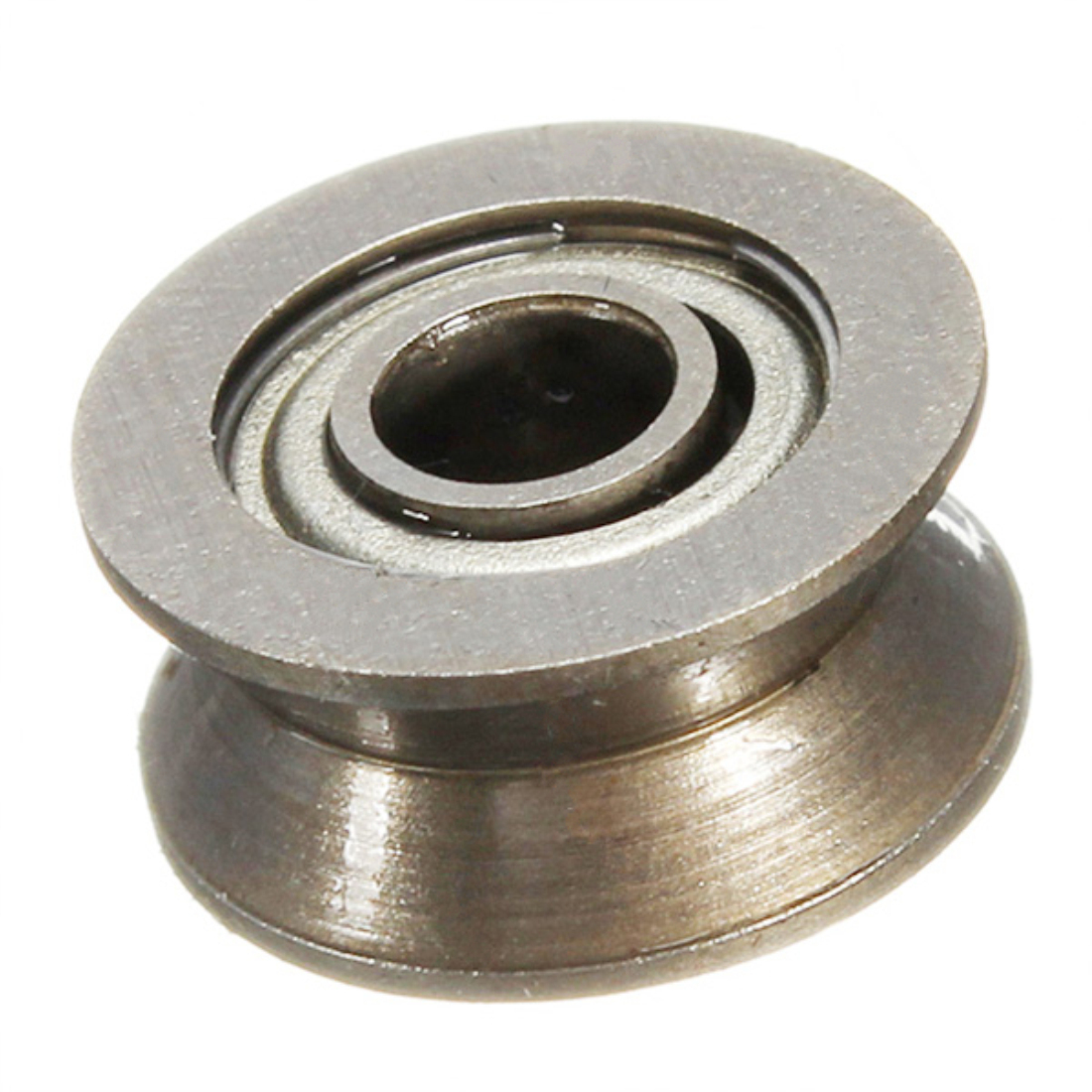624vv V Groove Sealed Ball Bearings Guide Pulley Vgroove 4
