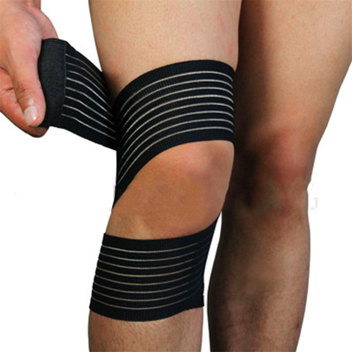 ace bandage knee sprain