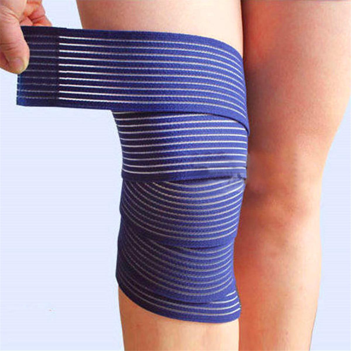 Elastic Wrist Knee Ankle Arm Support Band Bandage Brace ...