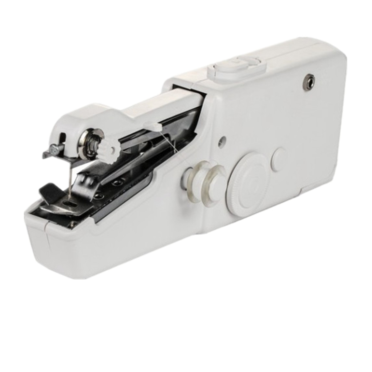 Mini stitch manuale macchina da cucire cucito cucitrice da for Macchina da cucire da viaggio