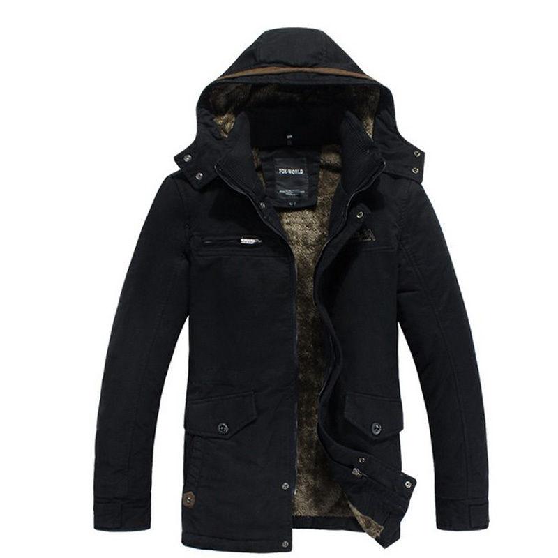 Купить Мужскую Зимнюю Теплую Куртку В Интернет Магазине