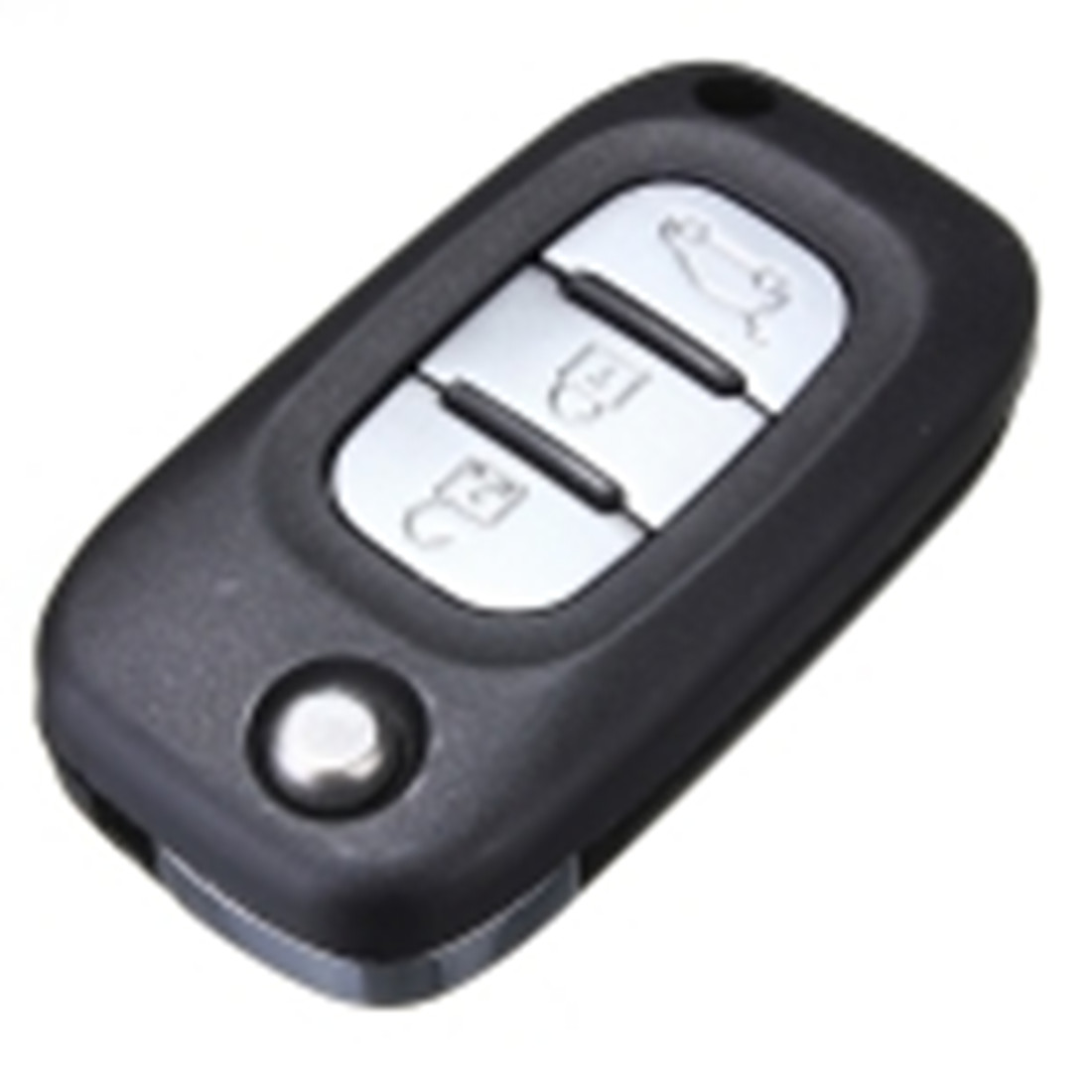 3 button remote key fob shell case blank for renault clio kangoo megane modus uk. Black Bedroom Furniture Sets. Home Design Ideas