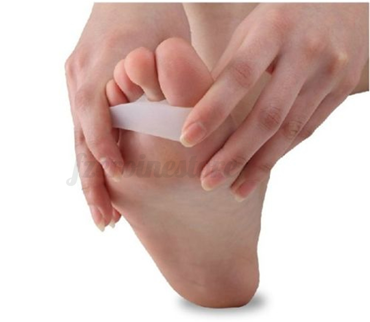 ... Toe Straightener Separators Alignment Bunion Foot Pain Relief | eBay