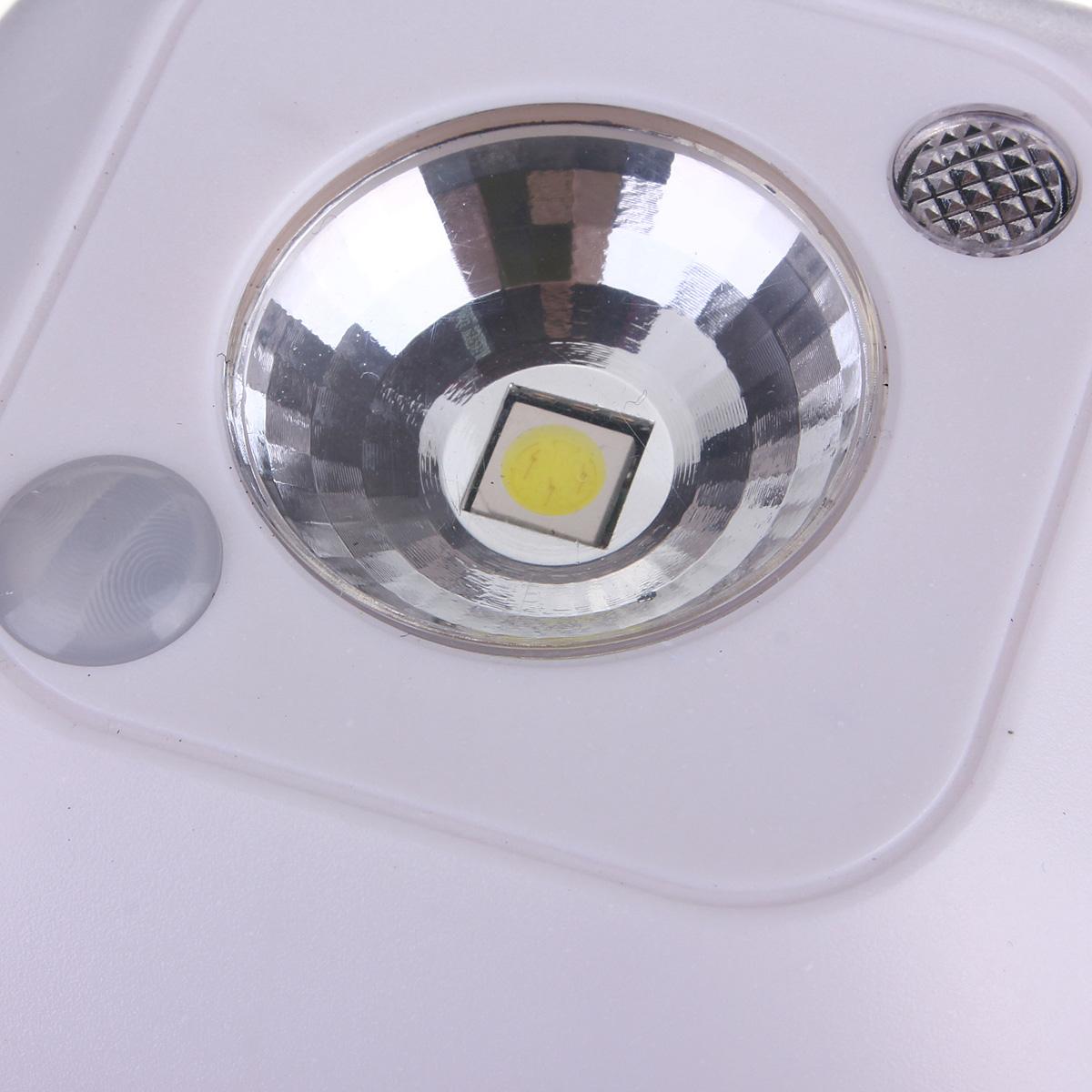 mini infrared motion sensor ceiling light battery powered