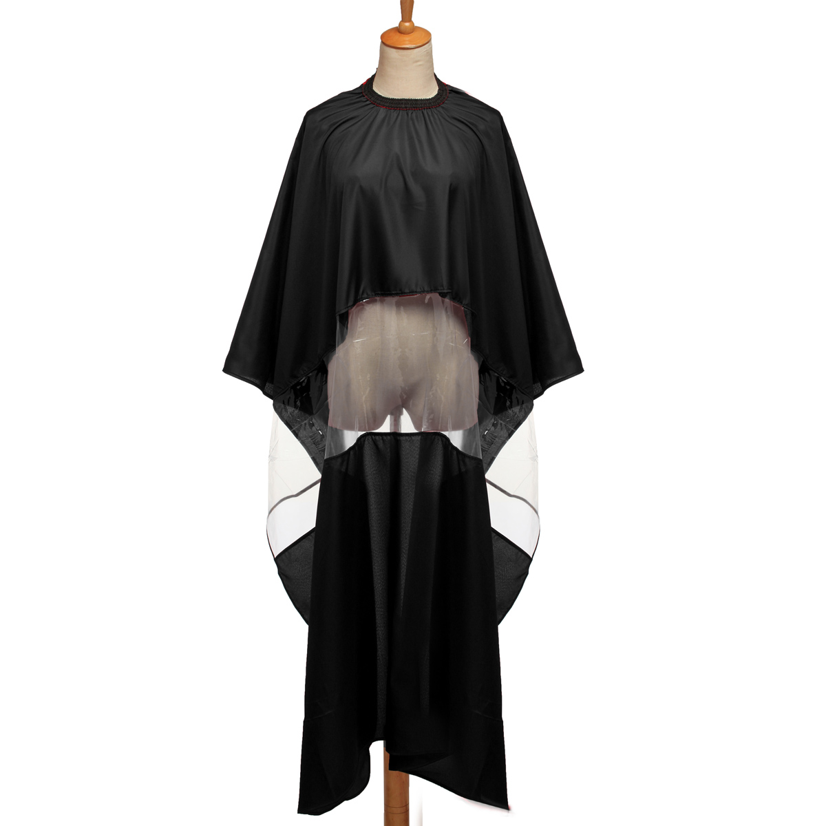 Barber Gown : Details about Waterproof Barber Gown Cape Hairdressing Hairdresser ...