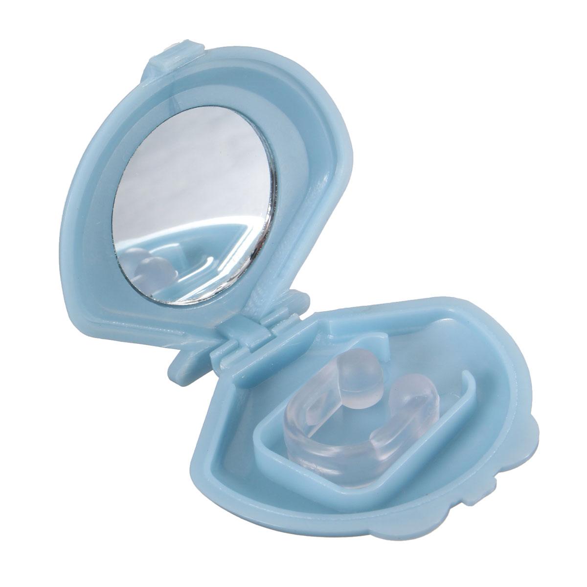 Aide anti ronflement arr t nez sonore pince clip nasal nuit dormir case mir - Coussin anti ronflement ...