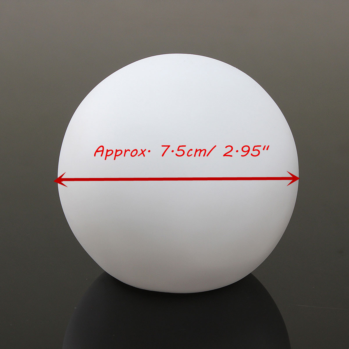 Spheriform Led Color Changing Mood Ball Shaped Night Light