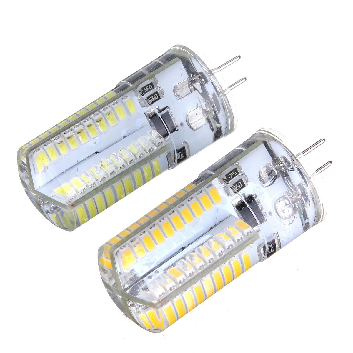 ampoule g4 g9 e12 e14 e17 ba15d dimmable 80 led 3014 smd silicone bulb lampe new ebay. Black Bedroom Furniture Sets. Home Design Ideas