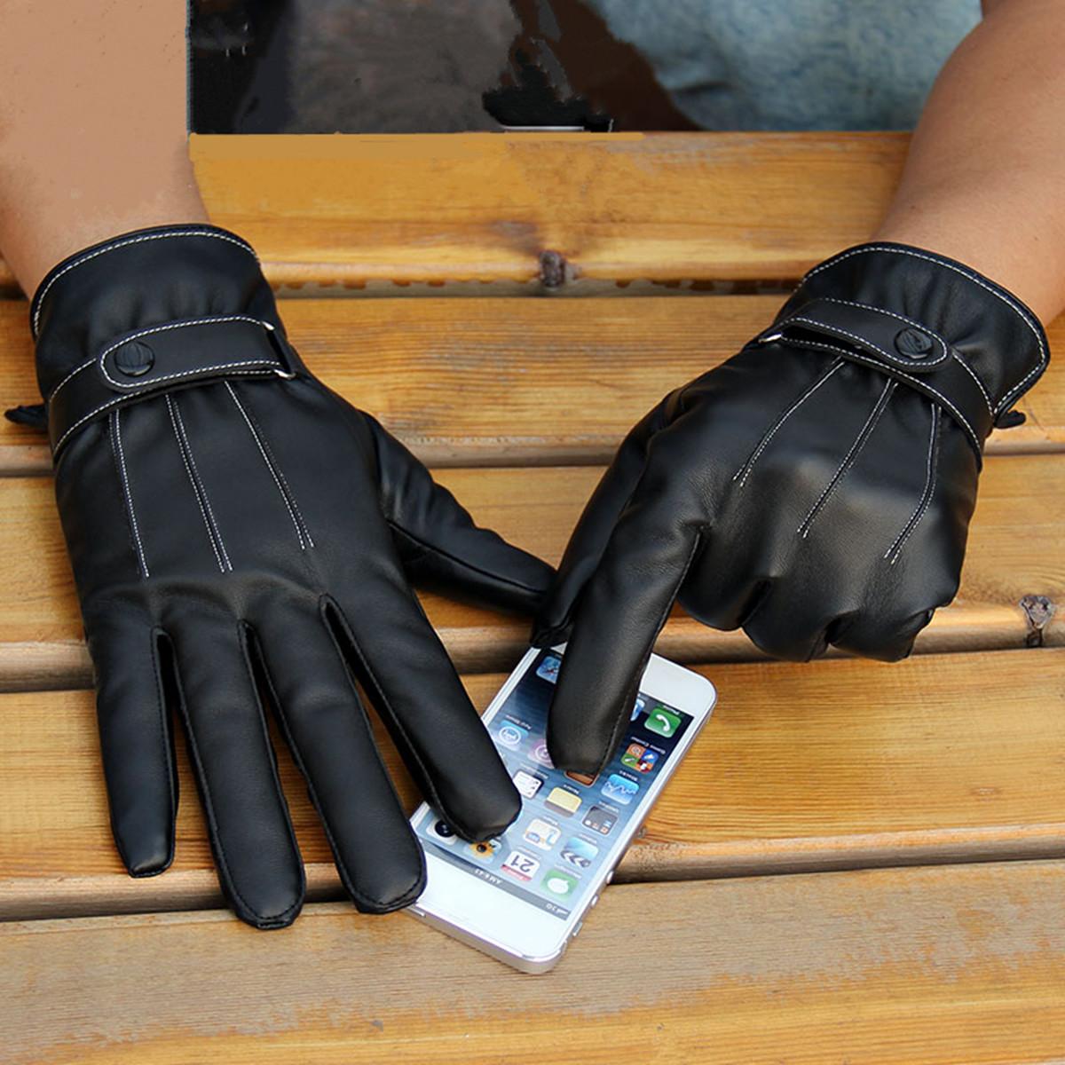 Сам пальцем геи в кожаных перчатках