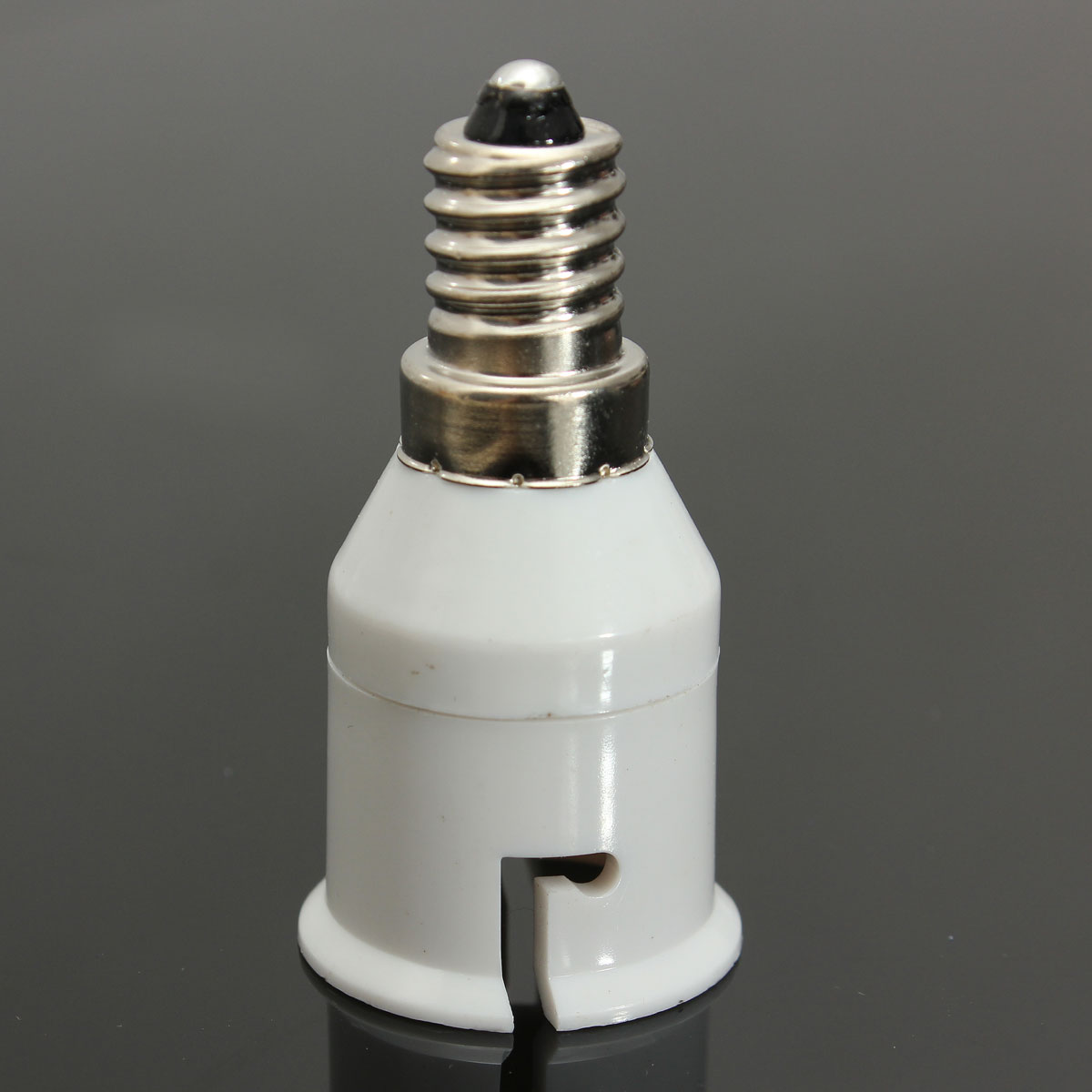 bayonet bulb socket converter bulb socket small screw e14. Black Bedroom Furniture Sets. Home Design Ideas