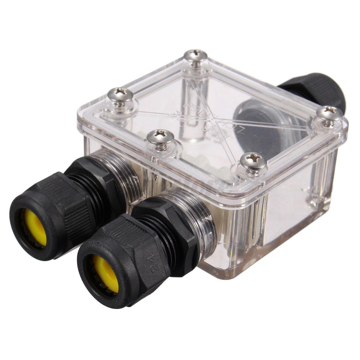 Jb004 Waterproof Junction Box Outdoor Electrical Power