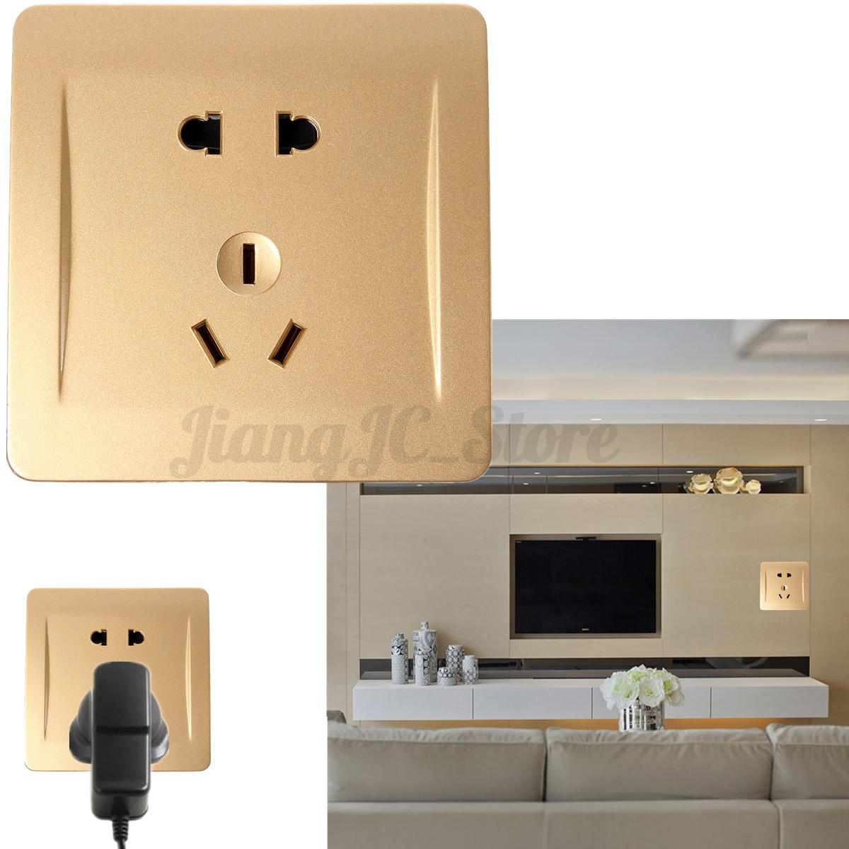 universal electrical au usb power outlet light switch wall socket tv lan frame ebay