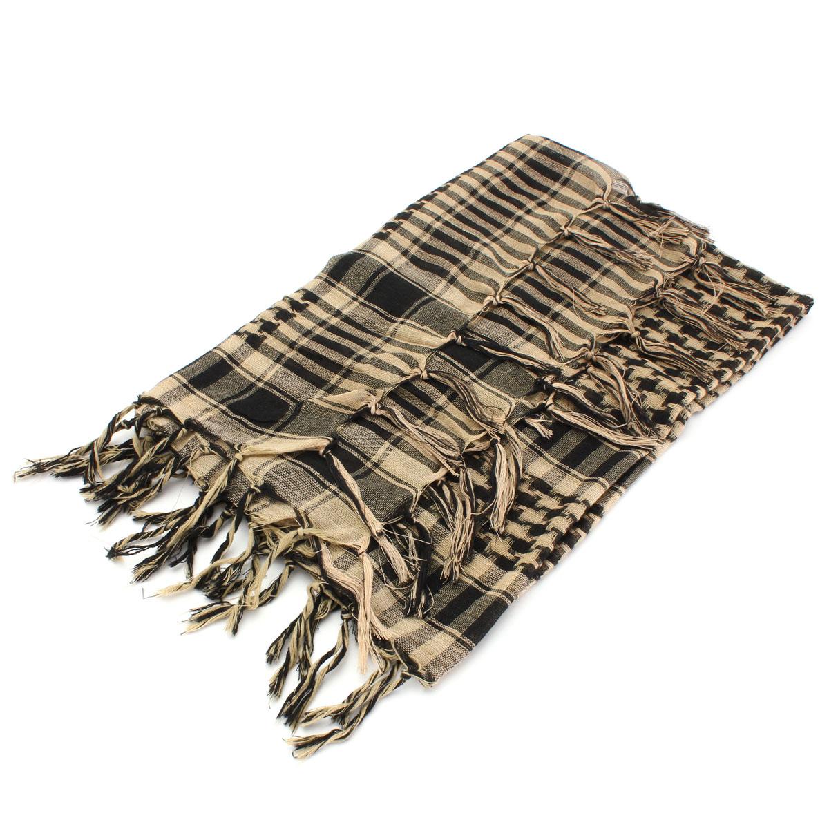 how to wear arafat scarf