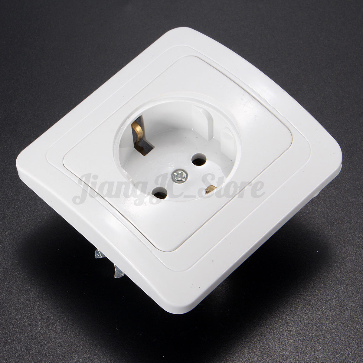 Wall Plug Light Switch : Universal Electrical AU USB Power Outlet Light Switch Wall Socket TV LAN Frame eBay
